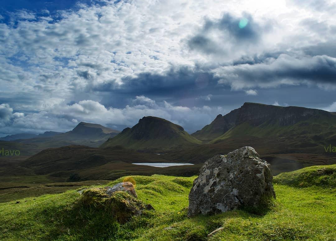 Highlands-Skye-island