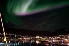 Tromso-Aurora-Borealis