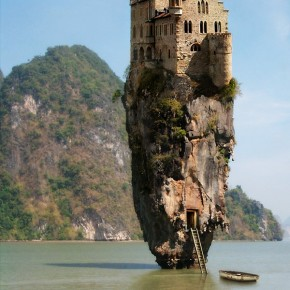 architecture rock