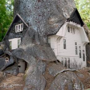 architecture tree
