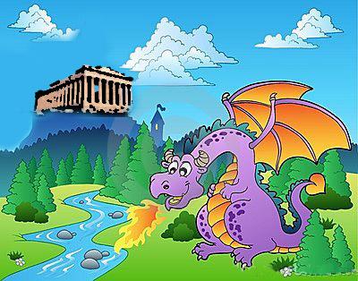 Acropolis-dragon