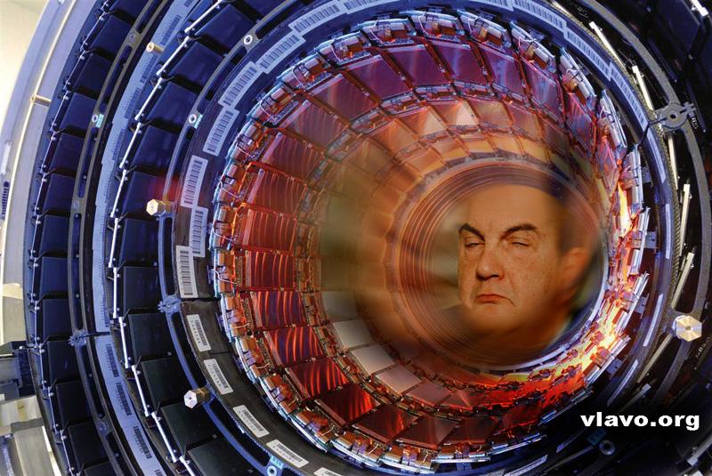 Karamanlis-CERN