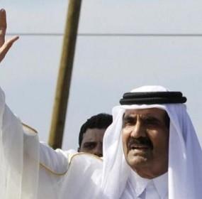 Qatar emir-Samaras