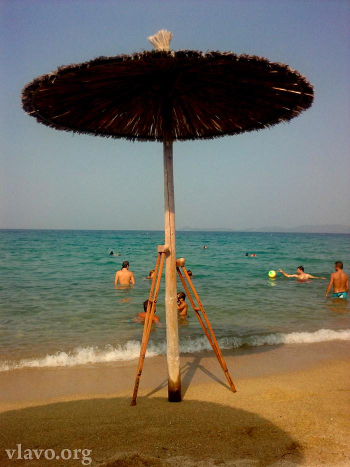 Summer-umbrella
