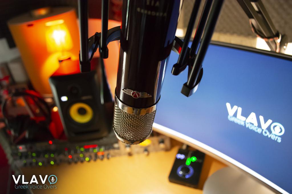VLAVO GREEK VOICE OVERS MICS V13 web