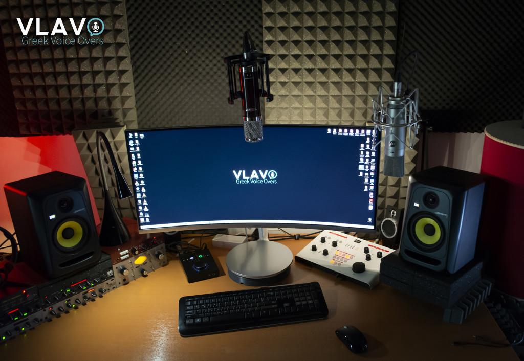 VLAVO GREEK VOICE OVERS STUDIO web